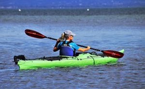 équipement de base en kayak